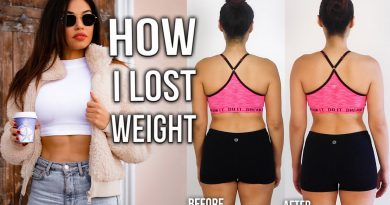 HOW TO LOSE WEIGHT | My Weight Loss Journey | Eman