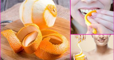 Here Are Amazing Uses Of Orange Peel, Orange Peel Benefits