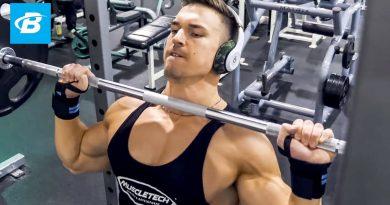 High-Volume Shoulder Workout for Mass | Abel Albonetti