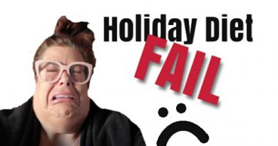 Holiday DIET FAIL.  Weight LOSS Journey 2020