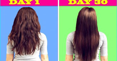 How To Get Your Hair Longer And Thicker Naturally In Just 30 Days