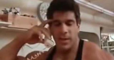 Lou Ferrigno Bodybuilding Documentary