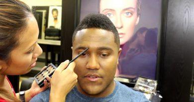 Makeup Artist Series:  Male Grooming