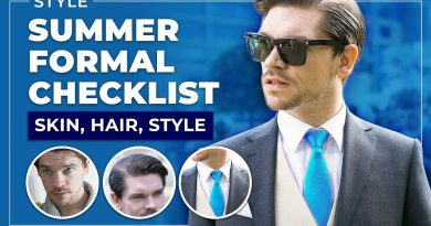Men's Formal Style And Grooming | How To
