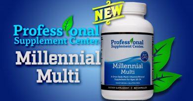 Millennial Multi - Pharmaceutical Grade Multi-Vitamin Supplement