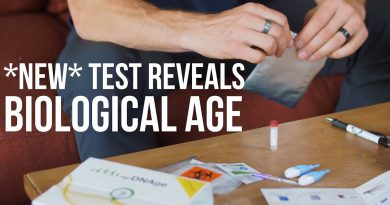 New DNA Test Reveals Biological Age (Epigenetic Clock)