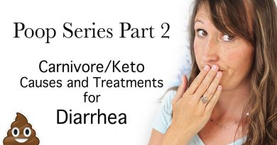 Poop on the Carnivore Diet 2:  Diarrhea Causes and Solutions
