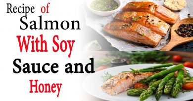 Recipe of salmon with soy sauce and honey | Natural Health