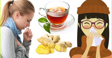 Relieve Cold Or Flu And Cough 3 Natural Home Remedies With Ginger