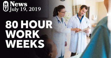 Residency and the 80 Hour Work Week