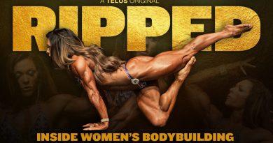 Ripped: Inside Women's Bodybuilding