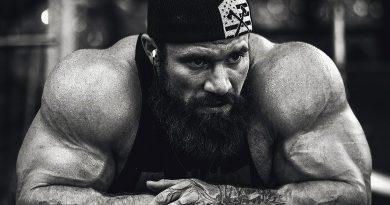 Seth Feroce - NO MORE BULLSH*T - Bodybuilding Motivation