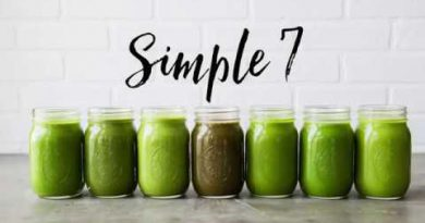 Seven Days of Green Smoothies!