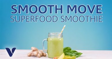 Smooth Move Superfood Smoothie