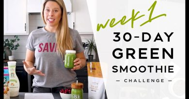Start the 30-Day Green Smoothie Challenge