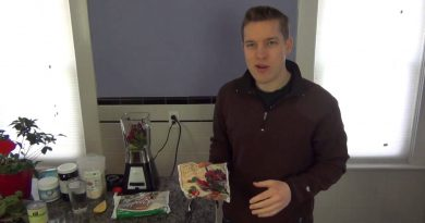 Superfood Smoothie Demo