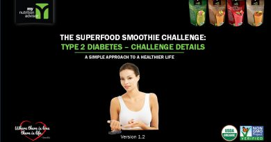Superfoods for Type 2 Diabetes | Type 2 Diabetes Superfood Smoothie Challenge