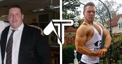 TRANSFORMATION: Bullied Boy's Inspiring 160 Pound Weight Loss Journey