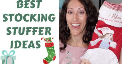 The BEST Holiday Stocking Stuffer Gift Ideas for ALL . | Health Focused GIft Ideas