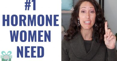 The MOST Important Hormone ALL Women Need  (20s-80s) | How to Achieve Female Hormone Balance