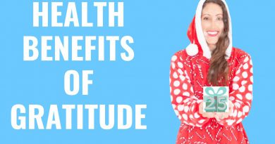 Top Health Benefits of Gratitude for Your Health | Start Your Gratitude Journal Today!