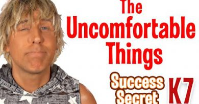 Uncomfortable Things for Success