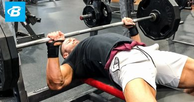 Upper Body Push Workout for Muscle Growth | Mike Hildebrandt