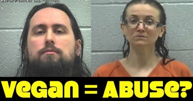 Vegan Parents Jailed For Starving Child! Vegan Diet To Blame?
