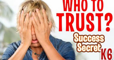Who to Trust... learn the types of people