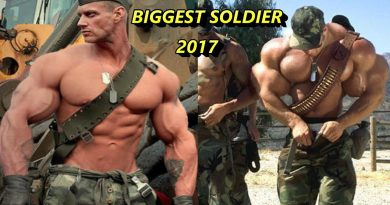 World's Biggest Soldiers 2018 | US Army Workout | Bodybuilding Motivation