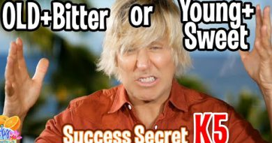 Young & Sweet vs Old & Bitter... How it affects Success