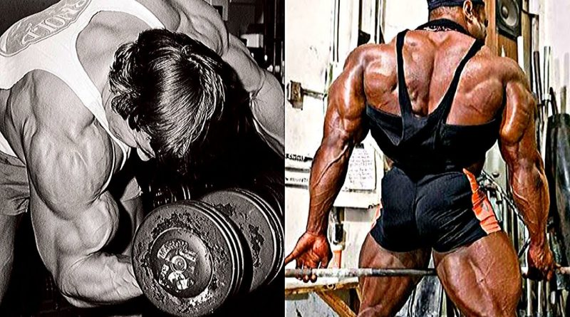 10 Awesome Staple Exercises of Famous Pro Bodybuilders!