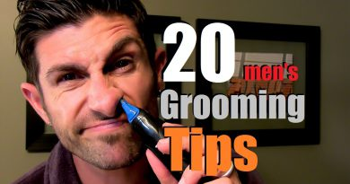 20 Simple Grooming Tips Every Man Should Know!