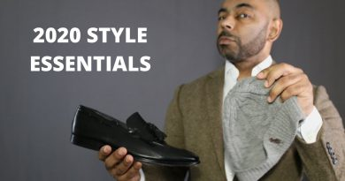 20 Style Essentials Men Need For 2020