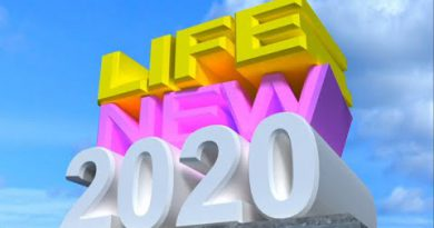2020 New Year New Decade New Life