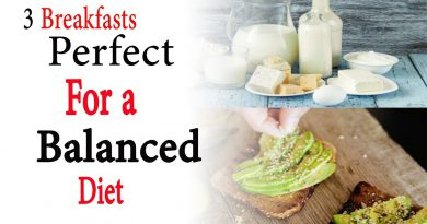 3 breakfasts perfect for a balanced diet | Natural Health