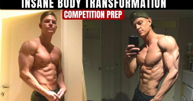 7 week body transformation 10KG fat loss | Men's Physique prep