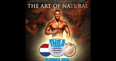 A Natural Bodybuilding Documentary : Rico van Huizen -  INBA World Championships 2014