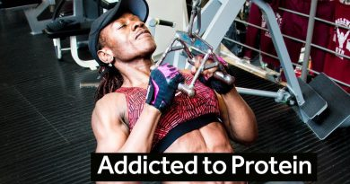 Addicted to Protein | BBC Newsbeat