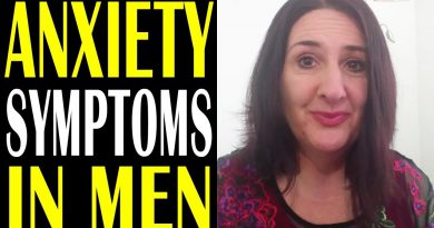 Anxiety Symptoms In Men