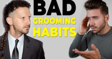 BAD GROOMING HABITS MEN NEED TO STOP RIGHT NOW l Alex Costa