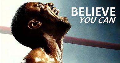 BELIEVE YOU CAN - Motivational Workout Speech 2020