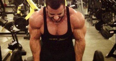 Bodybuilding Motivation - LORENZO I AM MONSTER