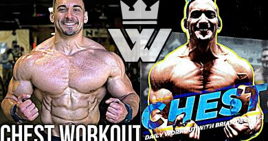 CHEST EXERCISES | Based Chest Workout for Mass