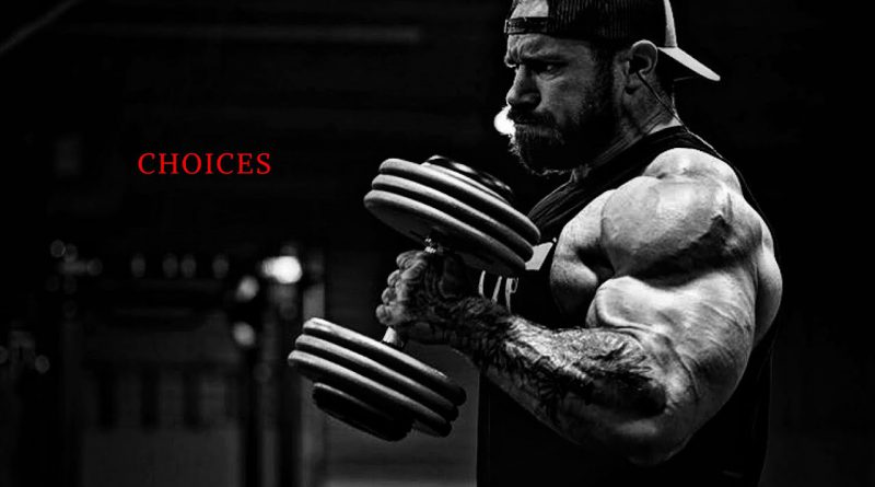 CHOICES [HD] Bodybuilding Motivation