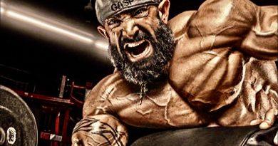 CRAZY MINDSET - IT´S NOT FOR EVERYONE - Bodybuilding Lifestyle Motivation