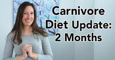 Carnivore Diet: 2 Month Update (Exercise, Skin, Pelvic Floor)