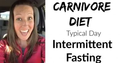 Carnivore Diet: What I Ate Today - Intermittent Fasting, Stress, and Dairy-Free