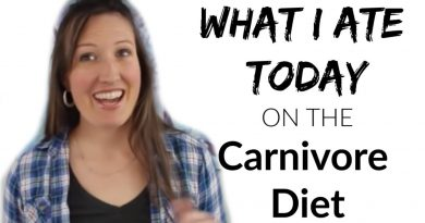 Carnivore Diet: What I ate today (super hungry!)