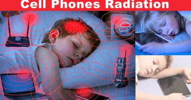 Cell Phones Transmit Radiation That Impact Your Health